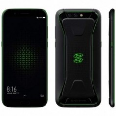 "Xiaomi Black Shark Gaming Mobile Phone 6GB 64GB Snapdragon 845 Octa Core Dual 20.0MP 18: 9 en Pantalla Completa 5.99"" Negro"